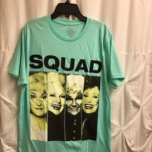 Golden girls squad goals t-shirt tee top M men